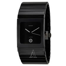 rado ceramica r21716702 men s watch watches rado men s ceramica jubile watch