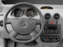 Chevrolet Aveo Ls 4 Door 2004 Pictures Information Specs