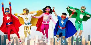 Image result for superheroes children