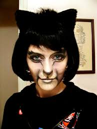 cat makeup by vcshine
