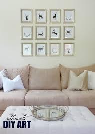 diy wall ideas for living room. 26 great diy wall art ideas diy for living room