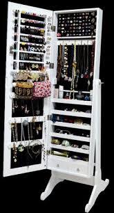 Jewelry Display Floor Stands Linen Bracelet Organizer Showcase Beige Jewelry Display Bangle 90