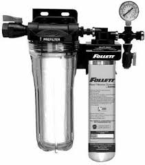 Water filter system Kitchen Follett 00130229 Ice Machine Complete Water Filter System Standard Capacity Consolidated Foodservice Follett 00130229 Ice Machine Complete Water Filter System