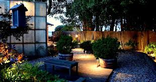 upgrade your yard lighting to led the