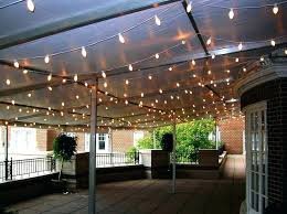hanging patio lights and hanging outdoor lights string how to decorate your patio with 21 hanging outdoor patio string lights