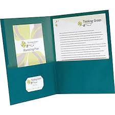 Wondrous Resume Folders 8 10 Pocket Folder .