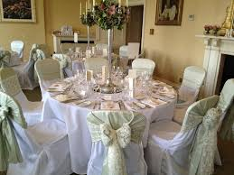 ivory lace bencel hire lovely green chair sashes with 10 hunter organza covers sash bow wedding