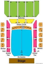 Modell Lyric Seating Chart Modell Performing Arts Center At The Lyric Tickets In