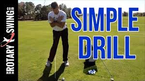 weight shift made really easy golf lesson
