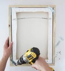 a fresh way to showcase canvas prints diy floating frames society6 blog