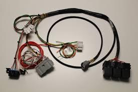 bwe products universal wiring harness honda honda k20 k24