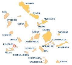 Αποτέλεσμα εικόνας για kimolos map