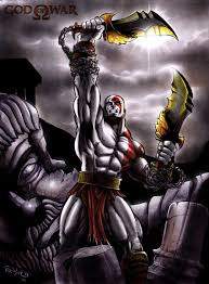 defeat in war. god of war victory and defeat by reptilecynrik in r