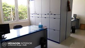 showroom office. Hexagon Interior Showroom - Office Project At Surabaya Hexagon-Interior- Showroom-Office-