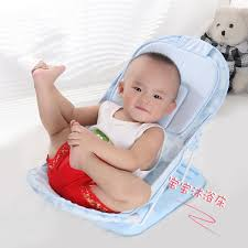 2019 foldable baby bath tub bed newborn baby bath seat chair shower nets infant bathtub support from callshe 69 92 dhgate com