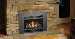 there are not many options to choose from the radiant plus line features a traditional log media and few surround options