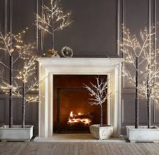 White and Silver Decor For a Modern, Wintry Style. Christmas TimeChristmas  IdeasMerry ...