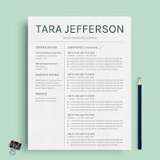 Modern Resume Template Google Docs Modern Resume On Google Dos Magdalene Project Org
