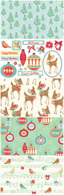 Free Printable Childrens Christmas Cards To Colour L L L L L L