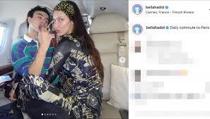 Bella Hadid mostra il nuovo fidanzato su Instagram: chi è Marc Kalman