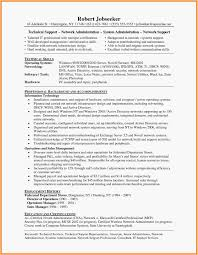 Computer Tech Resume You Can Customize During Ms Word