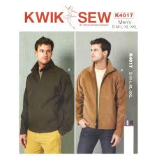 Mens Jacket Pattern