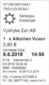 Image result for hsl single ticket