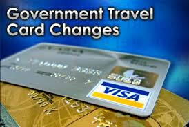 card replacing government travel card