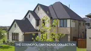 mainvue homes texas designer facades