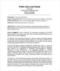 Veteran Resume Samples Military Veteran Resume Examples 2019 Resume Templates