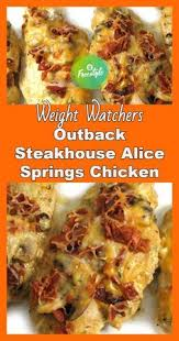 outback steakhouse alice springs en outback recipesweight watchers