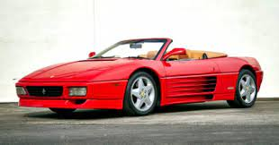 This is a documented, 4k mile that looks and drives exceptionally well. Consumo 348 Spider 3 4 V8 1993 Combustivel App