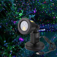 details about waterproof laser light landscape garden projector aluminum red green blue