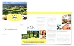 Travel And Tourism Brochure Template Sample – Saleonline.info