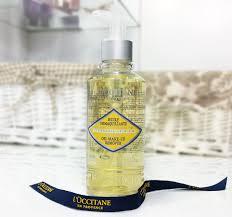 l occitane immortelle oil make up cleanser