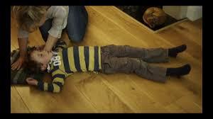 Children First Aid Seizure Epilepsy