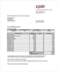 •how much vat is due under the reverse alternatively, it may be more practical to set up an invoice template with part of the required wording, by selecting set up>invoices>templates>new. 7 Vat Invoice Templates Word Pdf Free Premium Templates