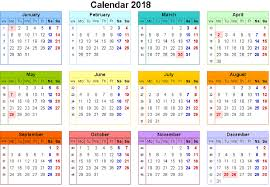 Twelve Month Calender Delli Beriberi Co