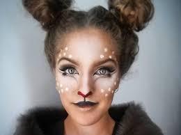 deer makeup ideas for