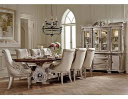 Antique White Dining Room Cool Design