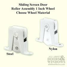 how to replace screen door rollers roller screen door sliding door roller assembly replacement beautiful sliding post