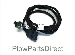 western isolation module 11 pin light harness 2 wire 26357 western vehicle 11pin light harness