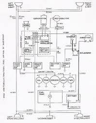 Electrical wiring john deere l wiring diagram accessories