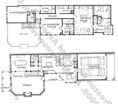 modular home floor plans narrow lot new narrow row house floor plans ideas about narrow lot