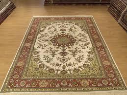 persian silk rugs handmade