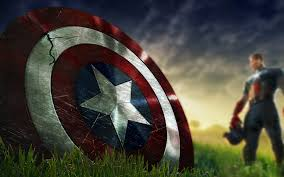 shiney captain america shield the first avenger the avengers ic strip shield photos