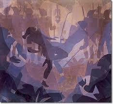 Artblog | Reviewing American Art History: Aaron Douglas and Salvatore Meo