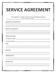 Catering Agreement Templates Basic Service Level – Pitikih
