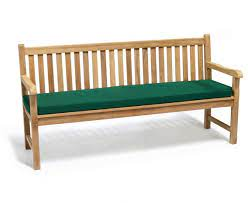 garden bench cushion 4 seater 6ft 1 8m