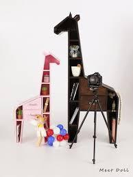 giraffe furniture. BJD Furniture Giraffe Cabinet For MSD/YOSD Ball-jointed Doll